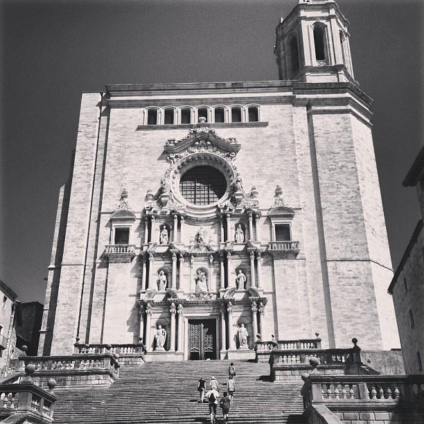 Catedral de Girona #instagram