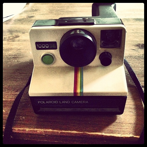 Polaroid #instagram