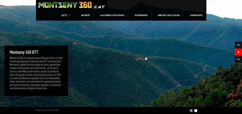 Prova BTT Montseny 360