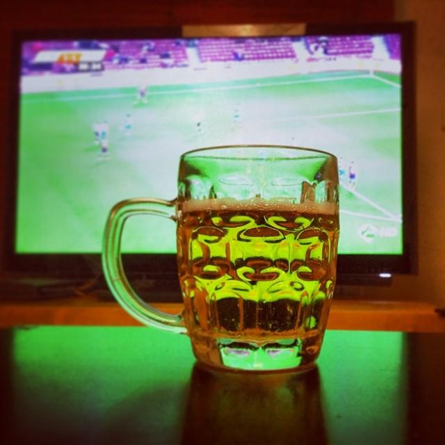 BB time, #Barça & #Beer #instagram