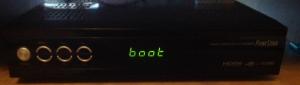 Fonestar boot