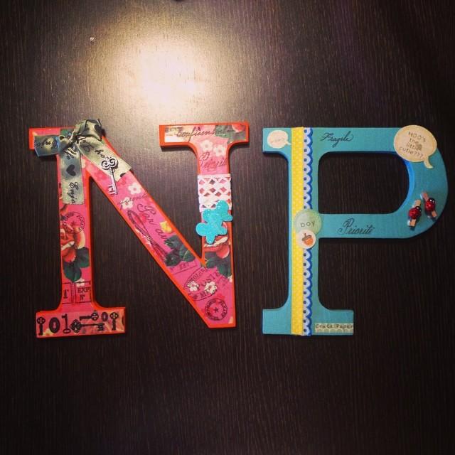 L'Elena i la Nora han fet aquestes #lletres #instagram #instagram