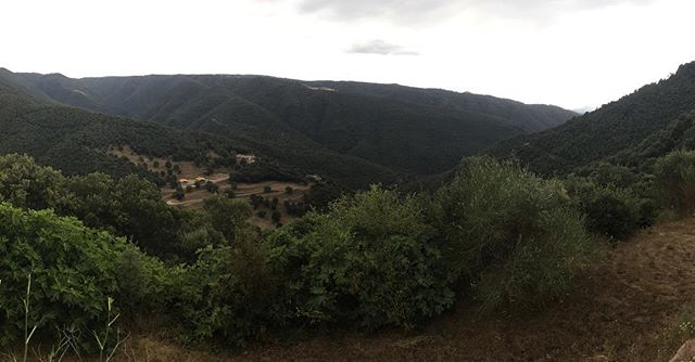 Dinar aquí #Montseny 100 %